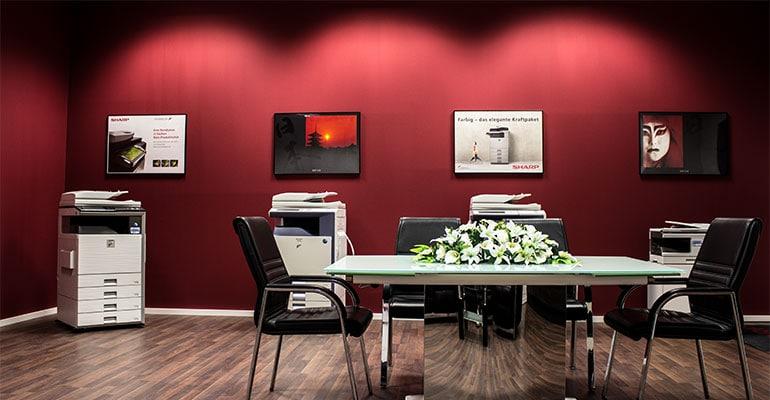 Bürotechnik - Kopierer und Drucker