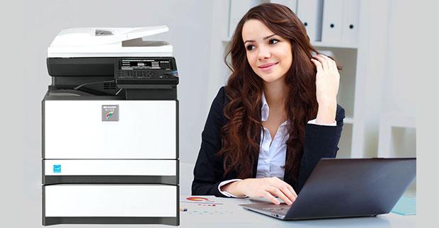 Drucker mieten für Projekte